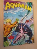 BD2010   BD Petit Format Ed. AREDIT De 1971 : AQUAMAN N°8, TTBE , Coté 6€ Il Y A 10 Ans ! Alors Aujourd'hui ... - Magazines Et Périodiques