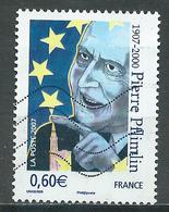 France YT N°4078 Pierre Pflimlin Oblitéré ° - France
