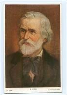 Y11236/ Komponist Verdi Verlag Ackermann Ca.1925 AK - Famous People