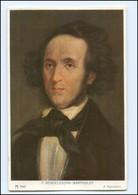 Y11240/ Komponist Mendelssohn-Bartholdy Verlag Ackermann Ca.1925 AK - Famous People