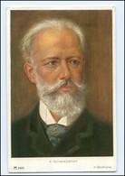 Y11237/ Komponist Tschaikowsky Verlag Ackermann Ca.1925 AK - Famous People