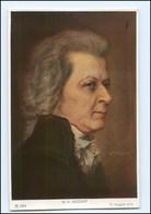 Y11241/ Komponist Mozart Verlag Ackermann Ca.1925 AK - Famous People