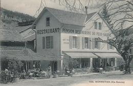 MONNETIER  Restaurant Du Petit Salève - Other Municipalities