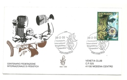 2005 - San Marino 2033 Federazione Di Pesistica - FDC - Pesistica