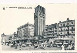 CPA - Belgique - Blankenberge - Blankenberghe - Le Casino Et La Digue - Blankenberge