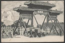 053 CARTE POSTALE INDOCHINE - CHINE - Tientsin - Chine