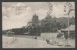 056 CARTE POSTALE - CHINE - Peking, Summer Palace (Le Palais D'été) - Chine
