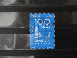 Spanje / Spain - 100 Jaar Gran Via Madrid (0.34) 2010 - 2001-10 Afgestempeld