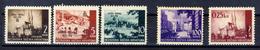 1942 - Croazia Indipendente - Lotto Di 3 Emissioni - Nuovi MNH** E MLH* - Croazia
