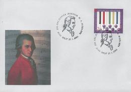 Croatia, Music, 250th Anniversary Of The Birth Of W. A. Mozart - Musik