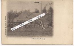 """BOECHOUT-BOUCHOUT """" LANDBOUWSCHOOL-BOERDERIJ"""" - Boechout"""
