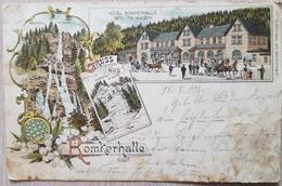 Germany Oker 1897 Gruss Aus Romkerhalle Dirt - Non Classificati