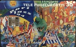 Paco \ FINLANDIA \ FI-SON-D-0040 \ Pori Jazz 1994 \ Usata - Finlandia