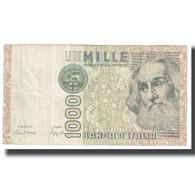 Billet, Italie, 1000 Lire, 1982, 1982-01-06, KM:109a, TTB - Autres