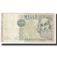 Billet, Italie, 1000 Lire, 1982, 1982-01-06, KM:109a, TTB - Italie