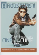 "Ben Stiller Dans Starsky Et Hutch - Ciné-Culte ""A Nous Paris"" Cp Vierge - Manifesti Su Carta"