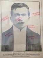 1912 LA BANDE À BONNOT - LA FIN D'UN CAUCHEMAR - CHOISY LE ROI - Vieux Papiers