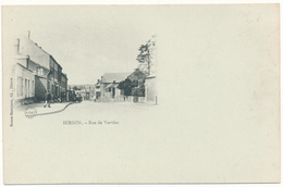D02 - HIRSON - Rue De Vervins - Hirson