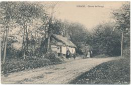 D02 - HIRSON - Route De Blangy - Hirson