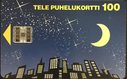 Paco \ FINLANDIA \ FI-SON-D-0049 \ City By Night \ Usata - Finlandia