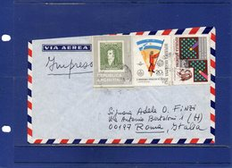 ##(DAN196)-  Argentina 1974- Air Mail Cover To Italy - Argentina