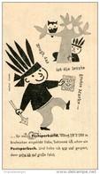 Original-Werbung/ Anzeige 1954 - POSTSPARKARTE - POSTSPARBUCH - Ca. 50 X 80 Mm - Werbung