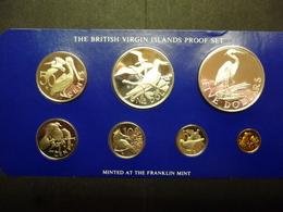 VIRGIN ISLANDS 1980 PROOF SET  NIEUW - NEUF - NEW ------------D1 - Monete