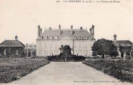 La Couyère (35) - Château Du Plessis. - France