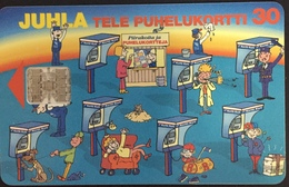 Paco \ FINLANDIA \ FI-SON-D-0084 \ Celebration Card (si7g) \ Usata - Finlandia