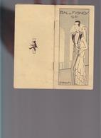 Programme Bal Des Fignos 1931 / école Arts Et Métiers Chalons Sur Marne / 3 Orchestres - Programmes