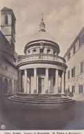 Roma Tempio Di Bramante - Italia
