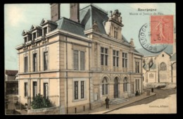 51 - BOURGOGNE - Mairie Et Justice De Paix - France