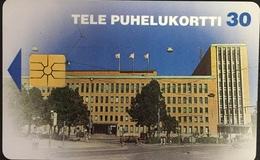Paco \ FINLANDIA \ FI-SON-D-00109 \ Main Post Office \ Usata - Finlandia
