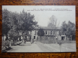 Laforce Dordogne Asiles John Bost 1931 - Andere Gemeenten