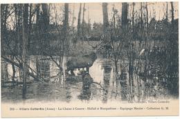 D02 - VILLERS COTTERETS - Chasse à Courre, Equipage Menier, Hallali à Macquelines - Villers Cotterets