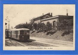 83 VAR - LA CROIX LES MIMOSAS La Gare (voir Descriptif) - France