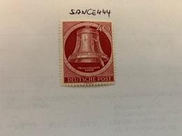 Germany Berlin Bell Of Liberty 40p Mnh 1951 - [5] Berlin