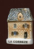 """FEVE - FEVES -  """"FACADES TYPIQUES 2003"""" - LA CORREZE - Charms"""