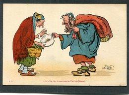 CPA - Illustration P. Néri - Le Plat à Couscous Et L'oeil De Jéhovah - Algeria
