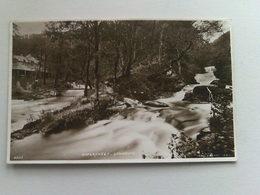 1941 Black And White  Postcard -  Watersmeet, Lynmouth - Lynmouth & Lynton