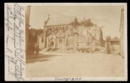 51 - BOURGOGNE - Eglise - Carte Photo - Altri Comuni
