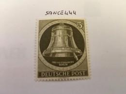Germany Berlin Bell Of Liberty 5p Mnh 1951 - [5] Berlin