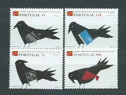 Año 1994 Nº 1995/8 Lisboa Capital Europea De La Cultura - 1910-... República