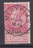 N° 58  MERXPLAS   COBA +8.00 - 1893-1900 Schmaler Bart