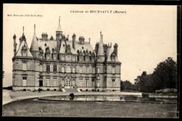 51 -Le Château De BOURSAULT (Marne) - France