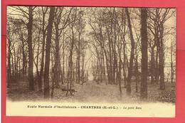 CHARTRES ECOLE NORMALE D INSTITUTEURS LE PETIT BOIS - Chartres