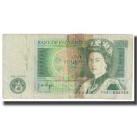 Billet, Grande-Bretagne, 1 Pound, KM:377a, B - 1 Pound