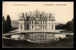 51 - BOURSAULT - Le Château - Façade Principale - France