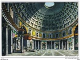 ROMA:   INTERNO  DEL  PANTHEON  -  FG - Panthéon