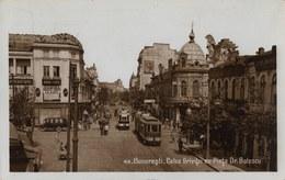 Bucuresti 1931. Circulated - Romania - Tram - Railway - Romania
